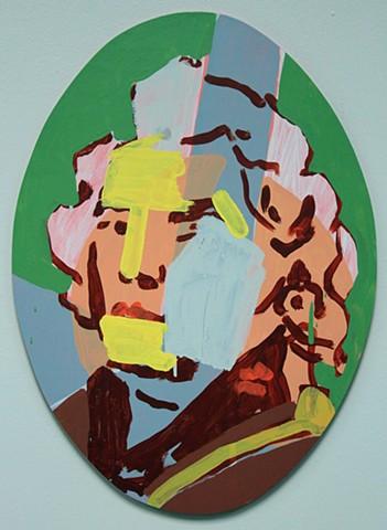 Self-portrait (Boucher)
