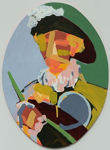 Self-portrait (Fragonard)