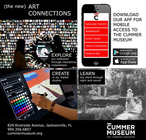 ARE6641 Contemporary Issues in Art Education Proposed Art Connections Marketing Campaign