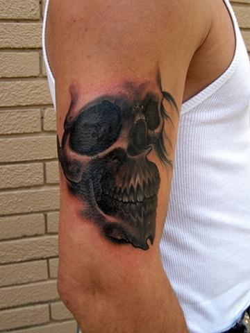 Skull! (so far)