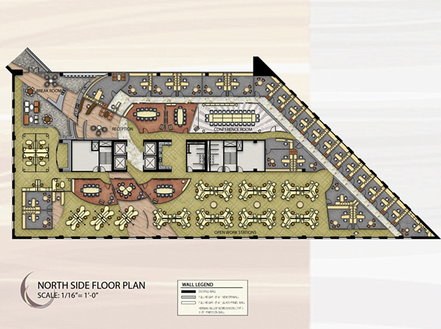 •   Apple Kore Corporate - North Side Floor Plan