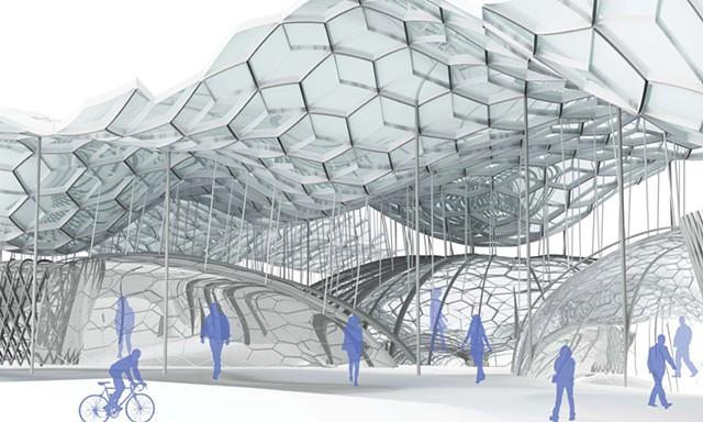 Research Center Design