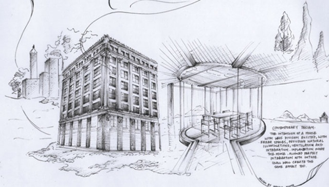 Interior Design: Perspective