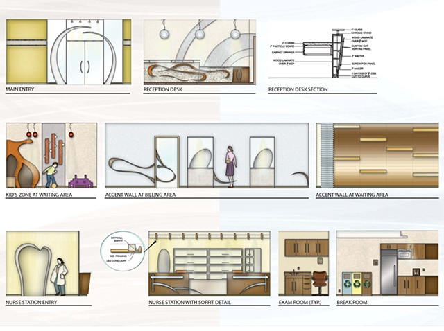 Interior wall elevation designs images for Interior elevation designs