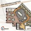 •   IIDA Design Competition - Floor Plan