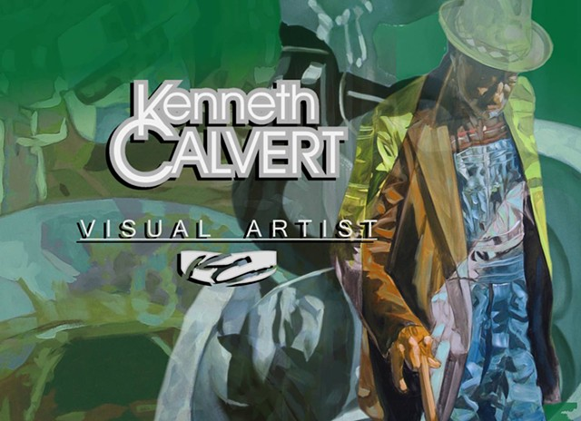 Kenneth Calvert - Artist