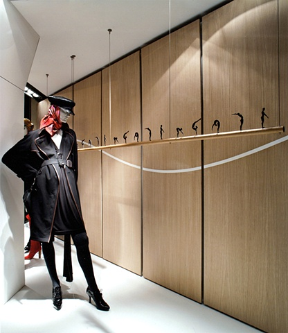 """Acrobats"" Installation at Hermes, NY"