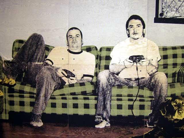 Video Games (detail)