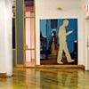 Hallway (installation view)