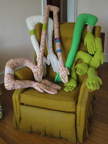 stuffed arms