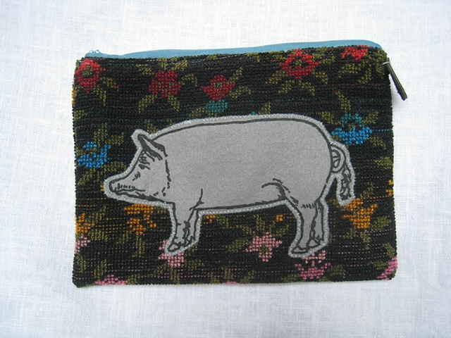 pig pouch