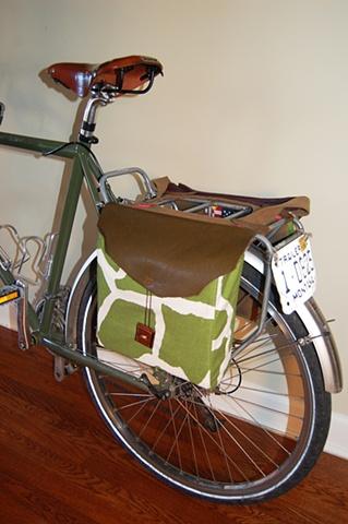 convertible bike bag (side one)