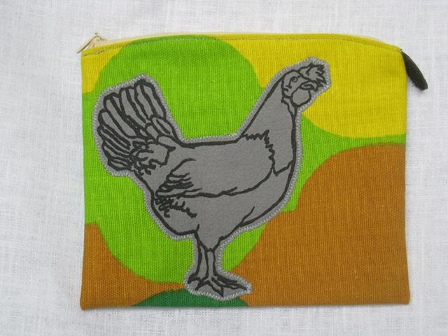 chicken pouch