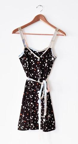 Button Skirt Dress