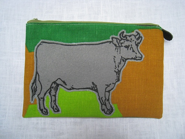 cow pouch