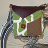 convertible bike bag (side two)