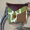 convertible bike bag (side two)