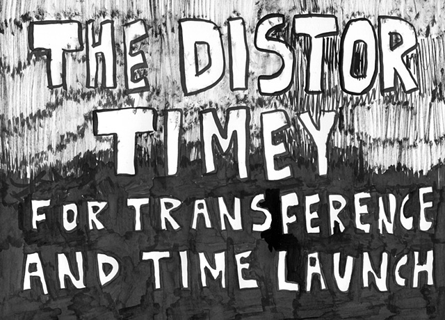 the distor timey 03-05-12