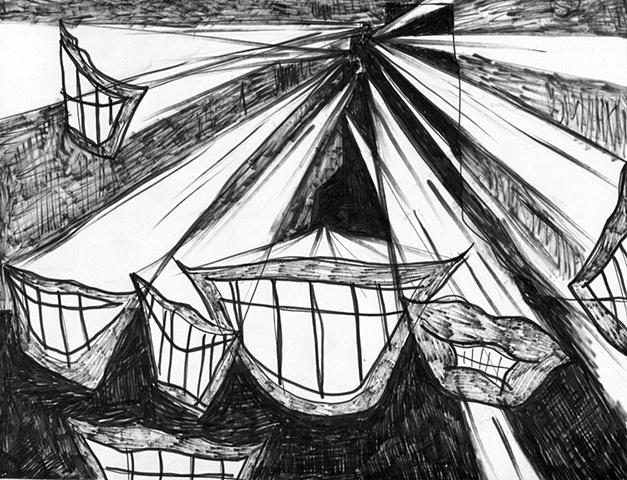 arcs of a building 04/29/10