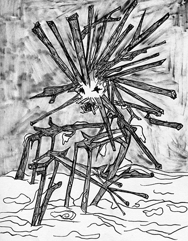 Sticks In The Mud Man 04/20/10