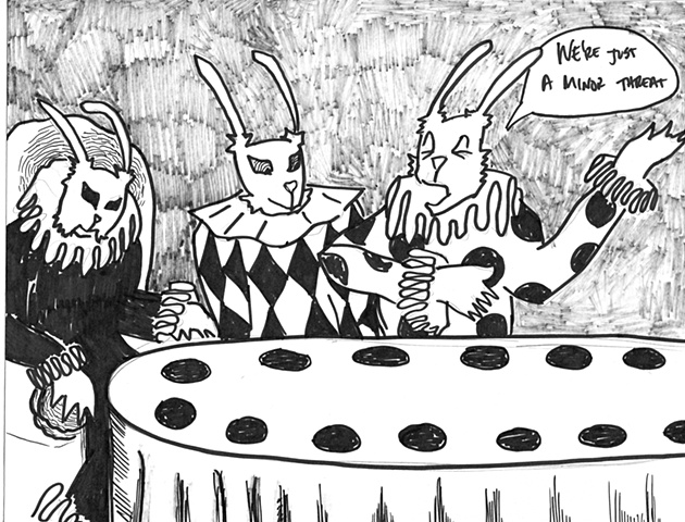 The Harebit Fiends' Round Table 04/13/10
