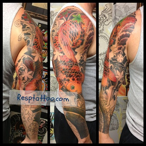 Multiple coverups
