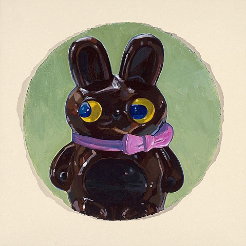 """""""Portrait of a Dumb Bunny"""""""