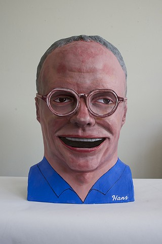"Hans Ulrich Obrist ""The Critics at Large"" The Big Head Brigade"