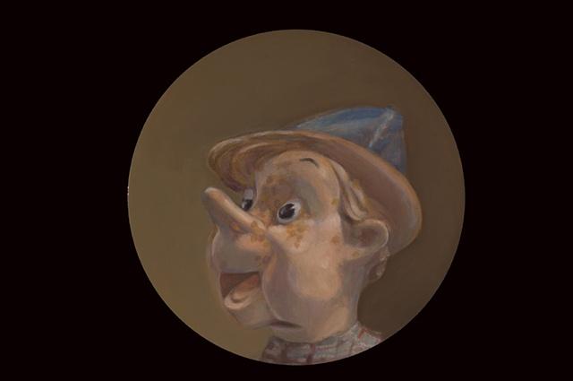 """Portrait of Mr. Paddy Irish"""
