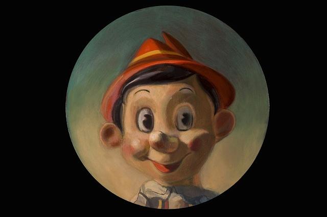 """Portrait of Pinocchio"""