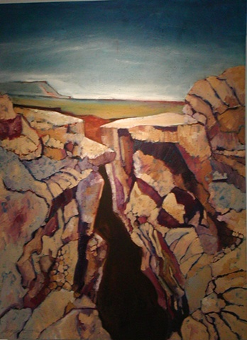 Southwest Series: Slot Canyon