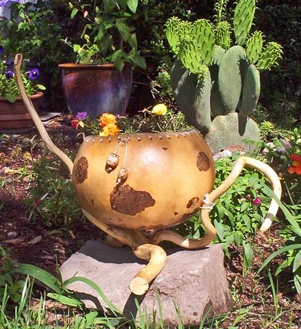 Gourd Vessel