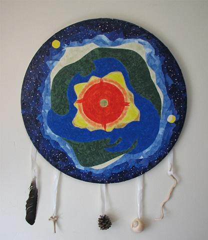 Earth Medicine Shield