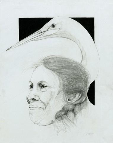 Grandmother Heron