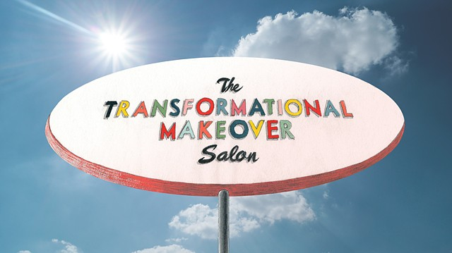 Promotional Image for The Transformational Makeover Salon at In Limbo, Brooklyn NY
