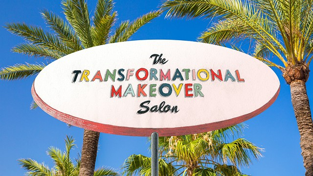 Promotional image for The Transformational Makeover Salon at PULSE Miami Beach