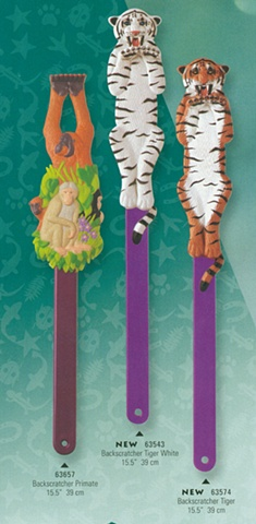 Back Scratchers  Wild Republic