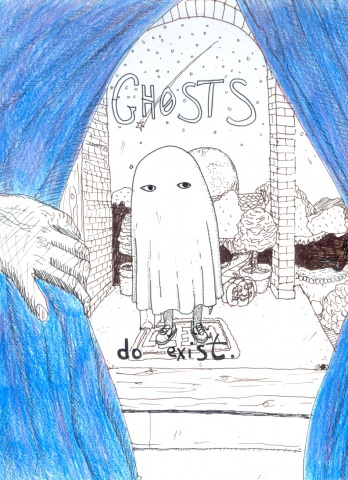 Ghosts Do Exist