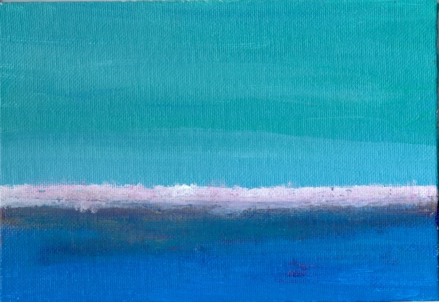 Seascape July 1