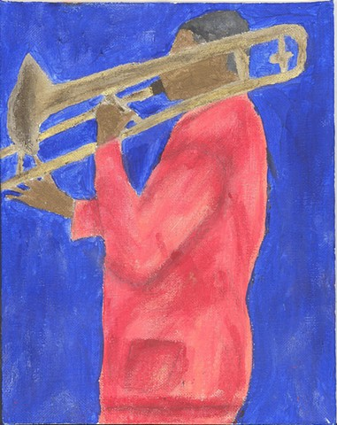 Jazz Man No. 4