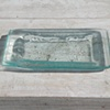 *Glacier* Recycled Glass Tray- Nut Dish