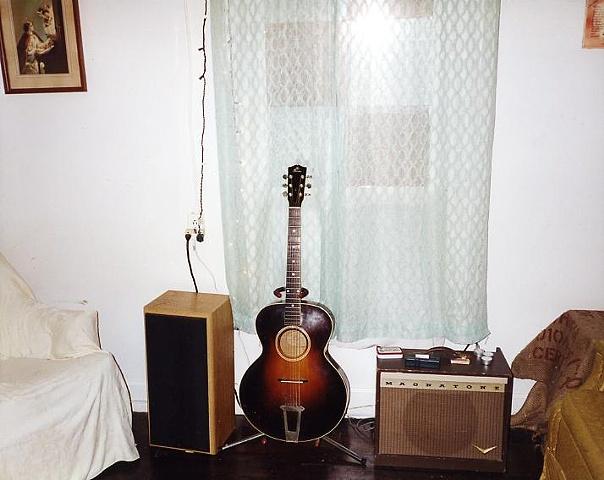 NAC / guitar