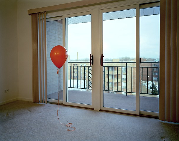A Balloon in a Room