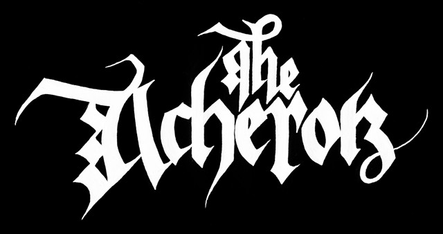 The Acheron  logo for shirt design