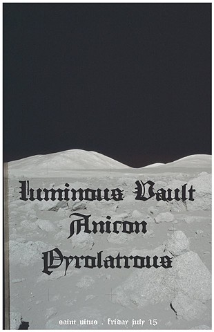 Luminous Vault Poster