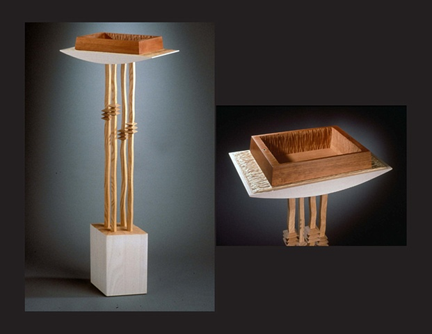 """""""Container"""", furniture piece by Rich Tannen"""