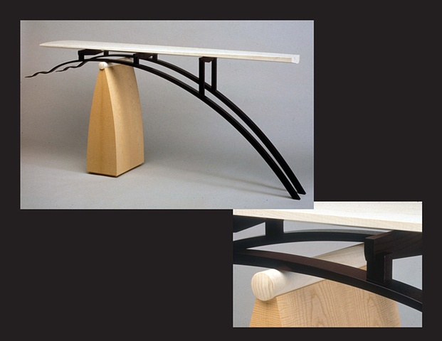 """""""Table"""", furniture piece by Rich Tannen"""