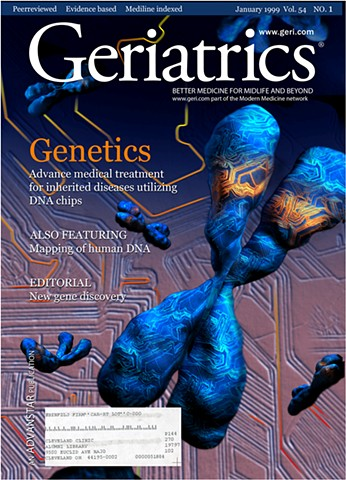 Geriatrics Editorial Cover