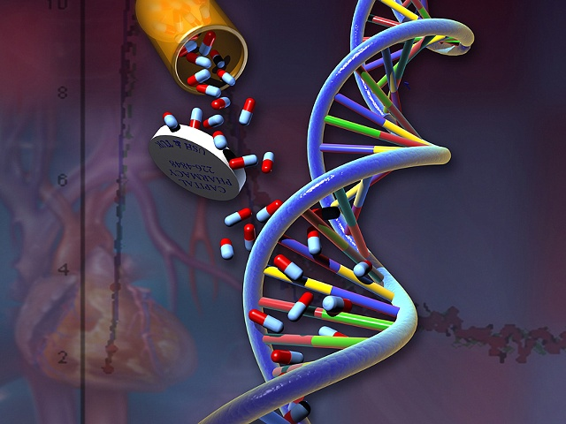 Bioinformatics: Genetics of Life & Drugs