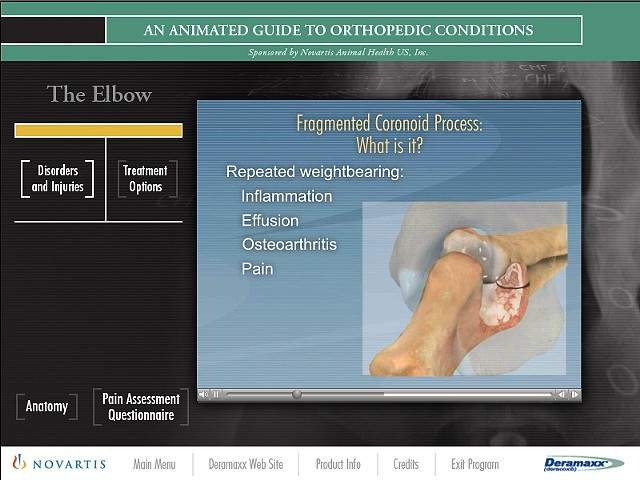 Novartis: An Animated Guide to Orthopedic Conditions